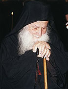Скончался известный афонский старец Иосиф Ватопедский